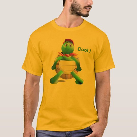 tortue, Cool ! T-Shirt