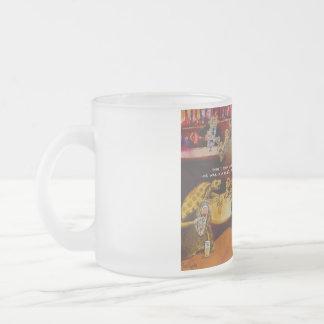 Tortuga aburrida taza
