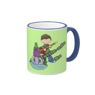 Tortuga-ade yo tazas de café