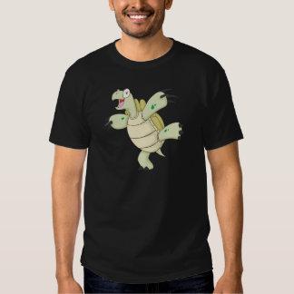Tortuga alegre de las Islas Galápagos Remera