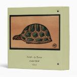 Tortuga - anticuaria, ejemplo de libro colorido