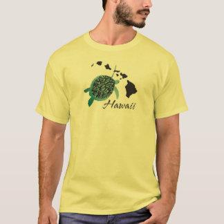 Tortuga de Hawaii Playera