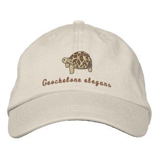 Tortuga de la estrella (bordada) gorra bordada