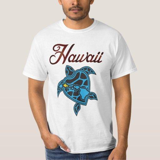 Tortuga de la isla de Hawaii Playera