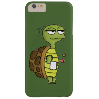 Tortuga de la playa funda para iPhone 6 plus barely there