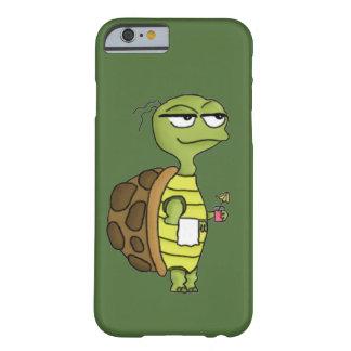 Tortuga de la playa funda barely there iPhone 6