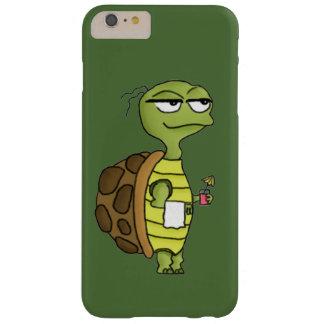 Tortuga de la playa funda barely there iPhone 6 plus