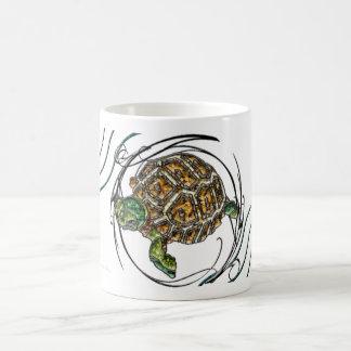 Tortuga de las gemas taza