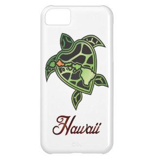 Tortuga de las islas de Hawaii Funda iPhone 5C