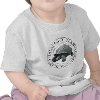 Tortuga de las islas de las Islas Galápagos Camisetas