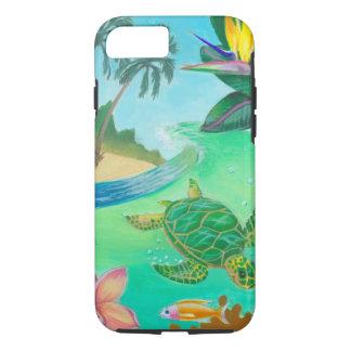 Tortuga de mar funda iPhone 7