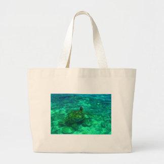 Tortuga de mar hawaiana de Honu Bolsas