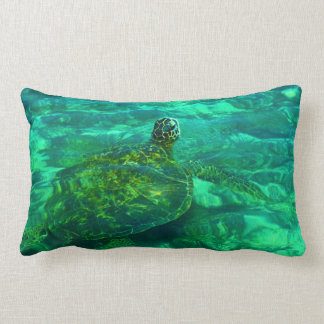 Tortuga de mar hawaiana de Honu Cojín