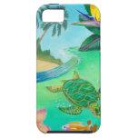 Tortuga de mar iPhone 5 Case-Mate carcasas