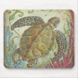 Tortuga de mar Mousepad de Kate McRostie