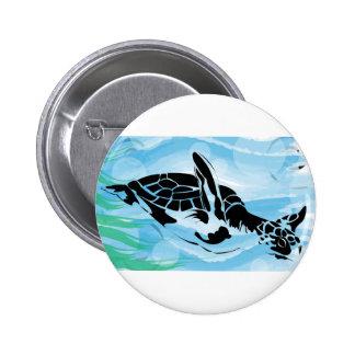 tortuga de mar pins