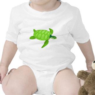 Tortuga de mar camiseta