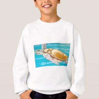Tortuga de mar remera