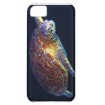 Tortuga de mar verde - caso del iPhone 5
