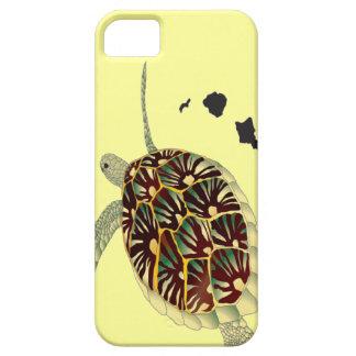Tortuga de mar verde de Hawaii Funda Para iPhone SE/5/5s