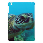 Tortuga de mar verde de Hawaii iPad Mini Carcasa
