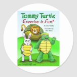 Tortuga de Tommy: ¡El ejercicio es diversión! Etiquetas