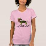 Tortuga de Wassup Camisetas