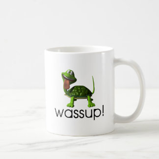 Tortuga de Wassup Taza