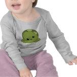 Tortuga del bebé de Lil Camiseta