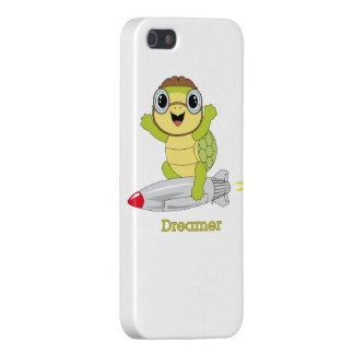 Tortuga Dreamer™ iPhone 5 Carcasa
