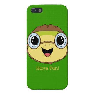 Tortuga Dreamer™ iPhone 5 Fundas