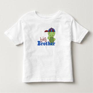Tortuga feliz hermano mayor t-shirts