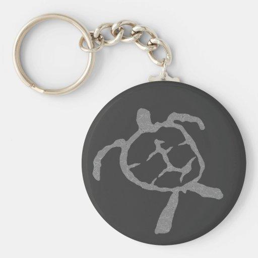 tortuga-gris llaveros personalizados