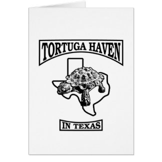 "Tortuga Haven in Texas Stylin"" It Up Card"