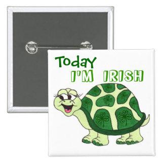 Tortuga irlandesa - Pin del personalizable