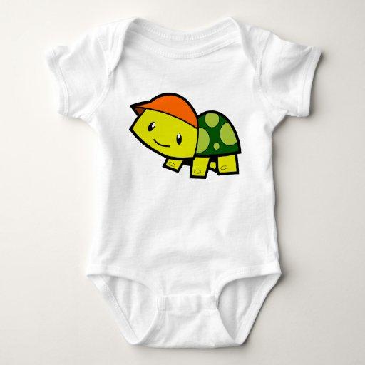 Tortuga Mameluco De Bebé
