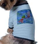 Tortuga Mercat Camisa De Mascota