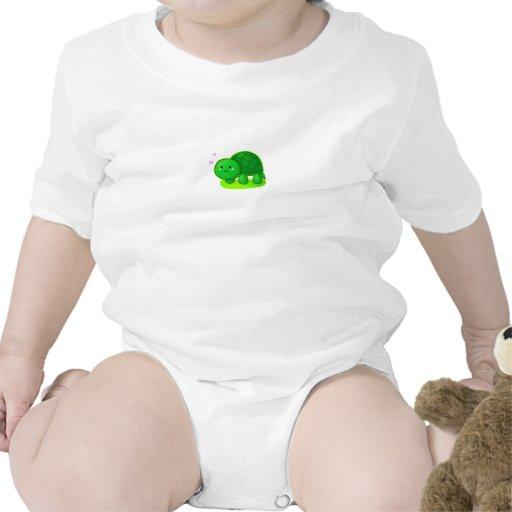 Tortuga pacífica traje de bebé