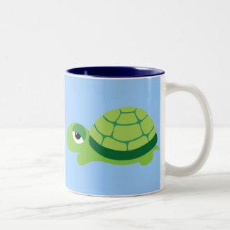 tortuga tazas de café