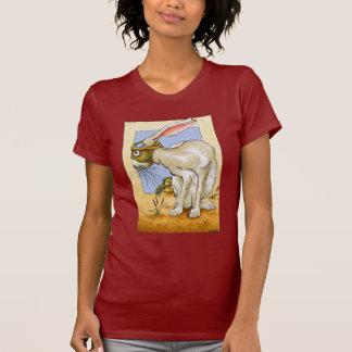 Tortuga y liebres camisetas