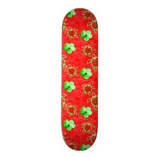 Tortugas de Honu del día de fiesta Skateboards