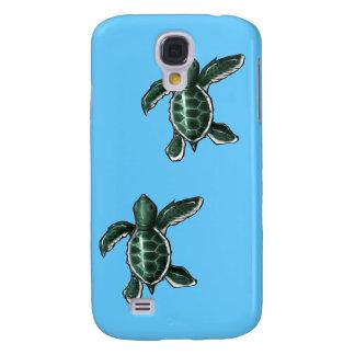 ¡Tortugas de mar de la ayuda! Caso Funda Para Galaxy S4