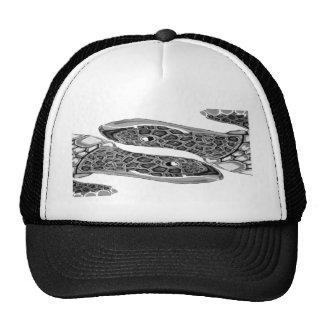 Tortugas negras gorra