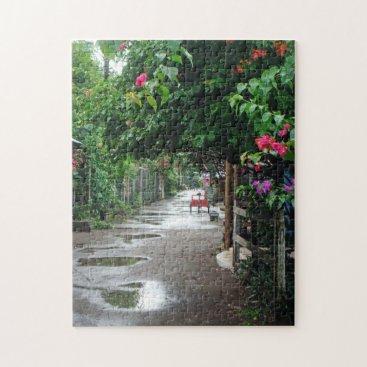 Tortuguero after the Rains Jigsaw Puzzle