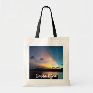 Tortuguero Sunset - Beautiful Costa Rica Tote Bag