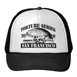 Torture Series Baseball 2010 San Francisco Giants Trucker Hat