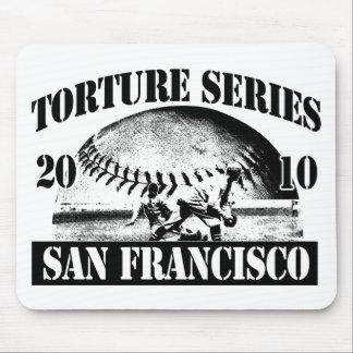 Torture Series Baseball 2010 San Francisco Giants Mouse Pad