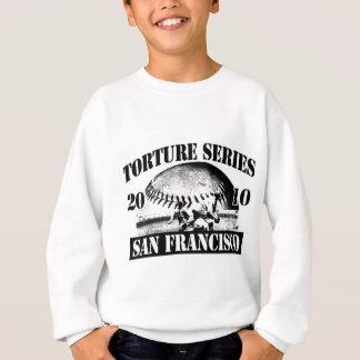 Torture Series Baseball 2010 San Francisco Sweatshirt