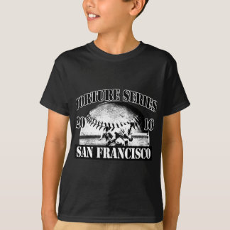 Torture Series Baseball 2010 San Francisco T-Shirt