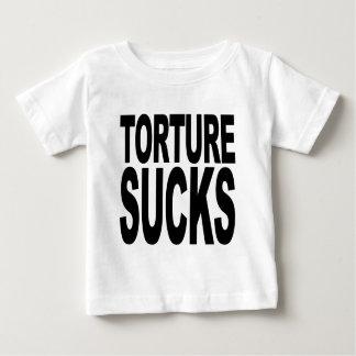 Torture Sucks Tee Shirts